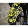 Full Face Fender, Hazzard Racing - Yellow*